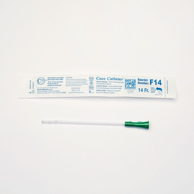 Product image of Cure Catheter®